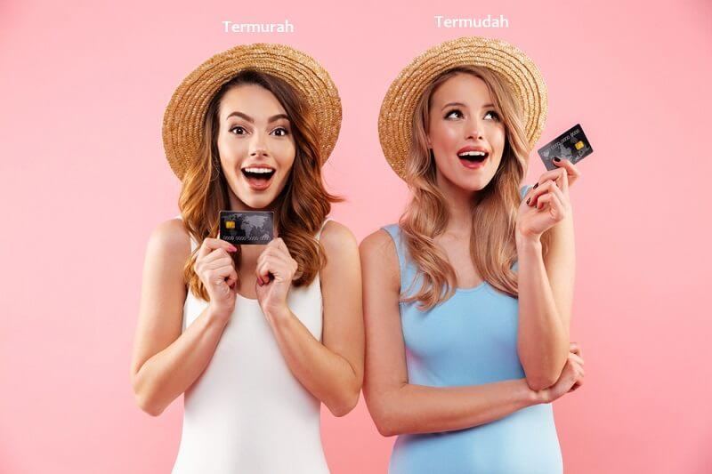 kartu kredit termurah dan termudah
